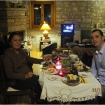 Yılbaşı'nda Casa Feronia'da Aile Yemeği - New Year Family Dinner at Casa Feronia