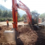 2008, Temel Hazırlığı - Preparation For Construction