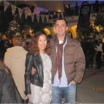 Yılbaşı Partisi Marmaris Netsel Marina'da - New Year Party At Marmaris Netsel Marina