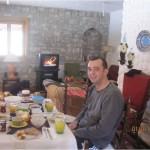 Yeni Yılın İlk Kahvaltısı - First Breakfast Of New Year
