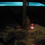Casa Feronia'da Bir Akşam Sofrası - A Dinner Table at Casa Feronia