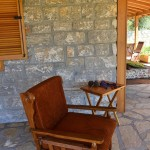Casa Feronia Yan Verandadan - From Side Porch of Casa Feronia