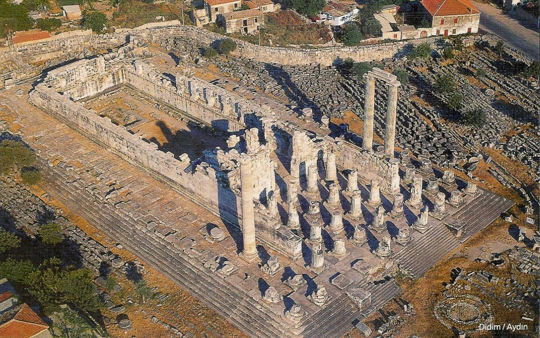 APOLLON TAPINAĞI, DİDİM - APOLLON TEMPLE, DİDİM