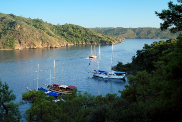 İNGİLİZ LİMANI - ENGLISH HARBOUR